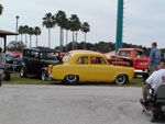 Anglia at the NSRA show in Tampa, FL