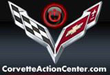 Corvette Action Center logo