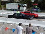 Olds 442 at Green Cove Dragway
